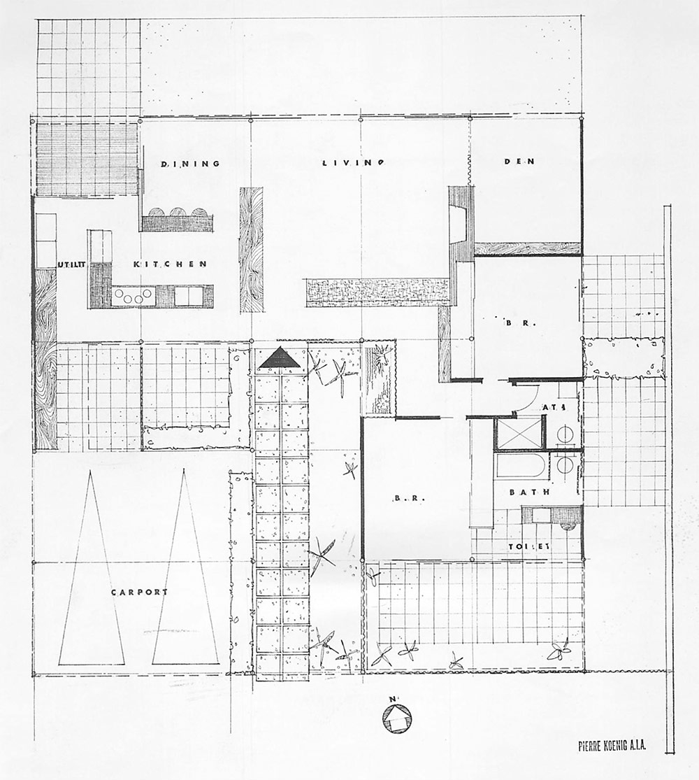 Squire House Floor Plan